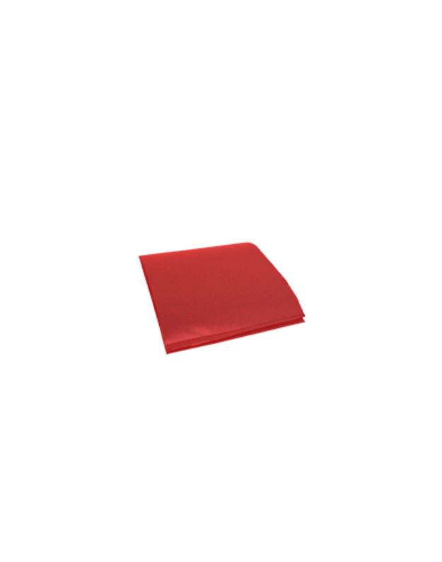 Raudonos spalvos PVC medžiagos lopas