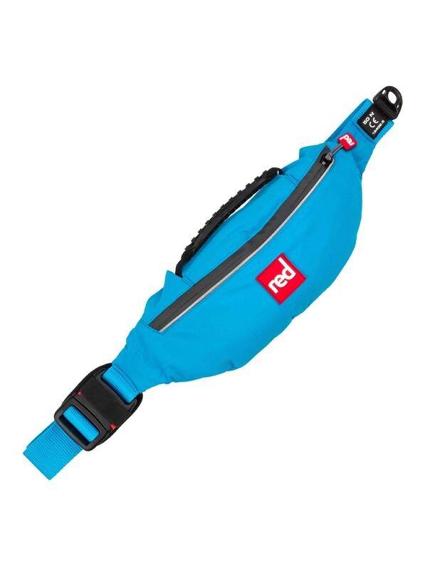 RED Original ties juosmeniu tvirtinama pripučiama gelbėjimosi liemenė (PFD) Mėlyna