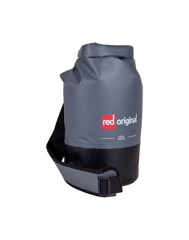 RED Original vandeniui atsparus krepšys (10L) - Pilkas