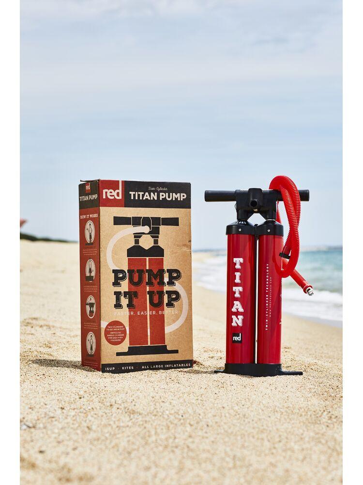 Red Paddle Co Titan irklentės pompa